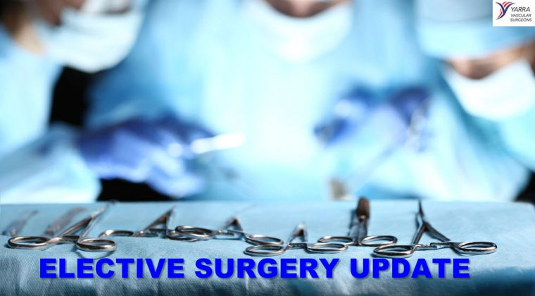 Elective Surgery Update